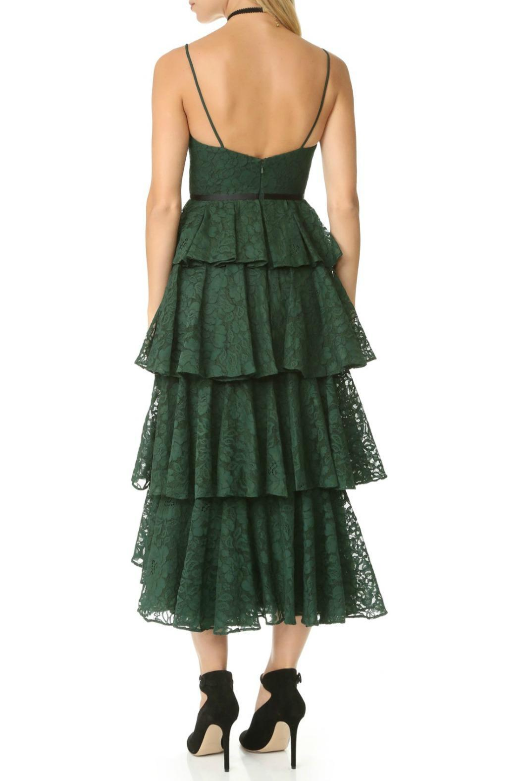 Cynthia Rowley Lace Tiered Dress From Canada By Two Fifty