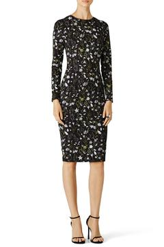 Cynthia Rowley Prairie Floral Dress - Product List Image