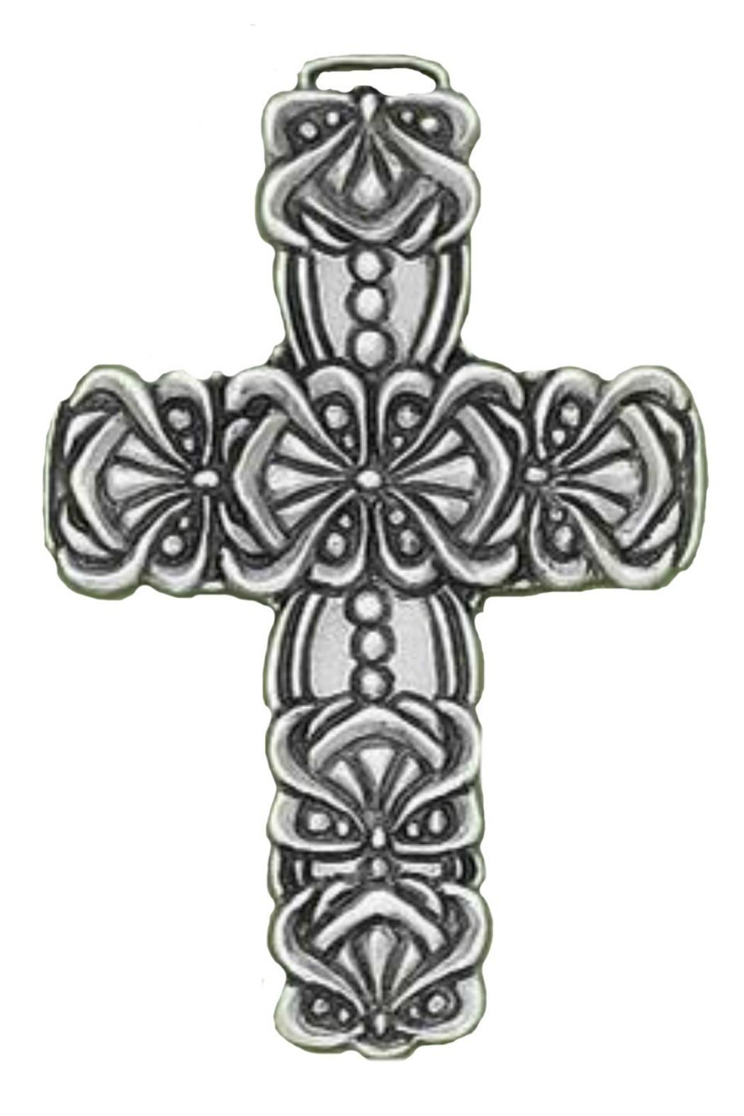 Cynthia Webb Designs Pewter Wall Cross - Main Image
