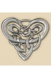 Cynthia Webb Designs Pewter Wall Plaque - Front cropped
