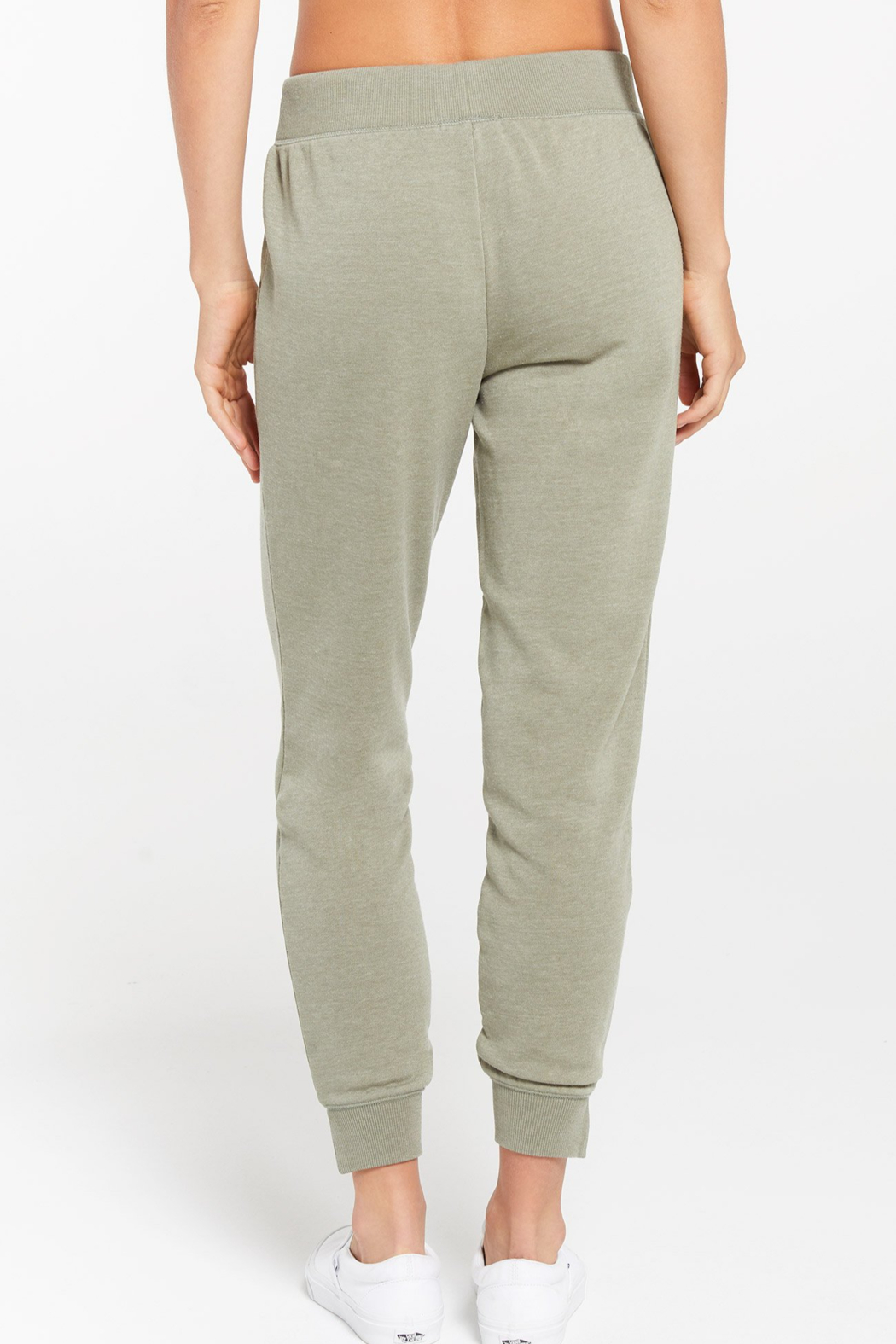 z supply Cypress Terry Jogger - Side Cropped Image