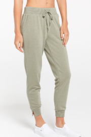 z supply Cypress Terry Jogger - Front full body