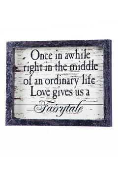 Shoptiques Product: Fairytale Wall Art