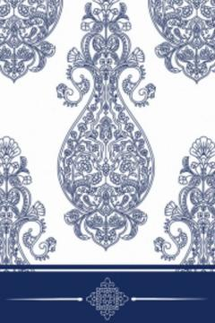 Cypress Home Indigo Guest Napkins - Product List Image