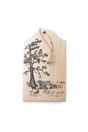 Roux Brands Cypresstree Decorative Board - Product Mini Image