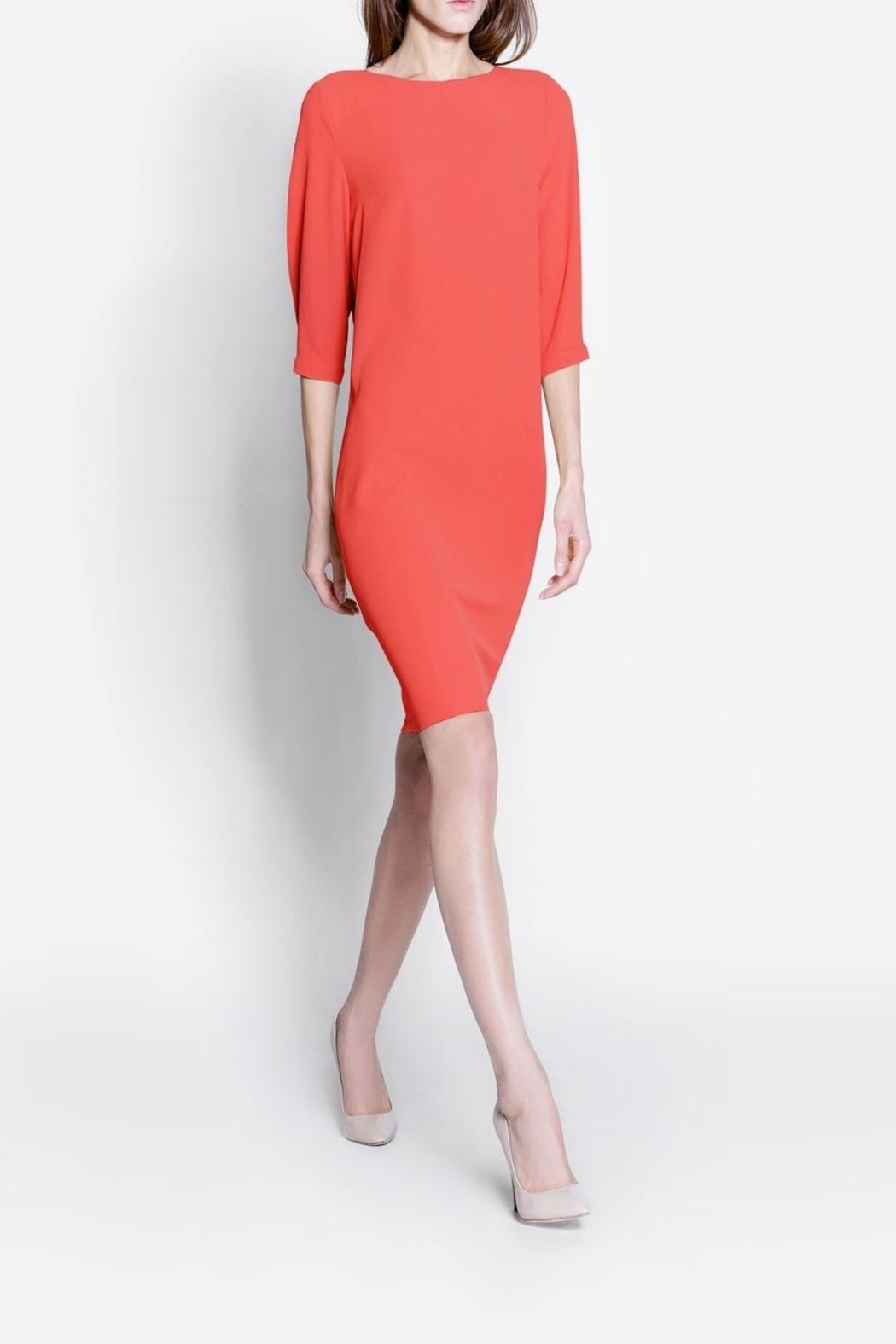 CYRILLE GASSILINE A Line Dress - Main Image