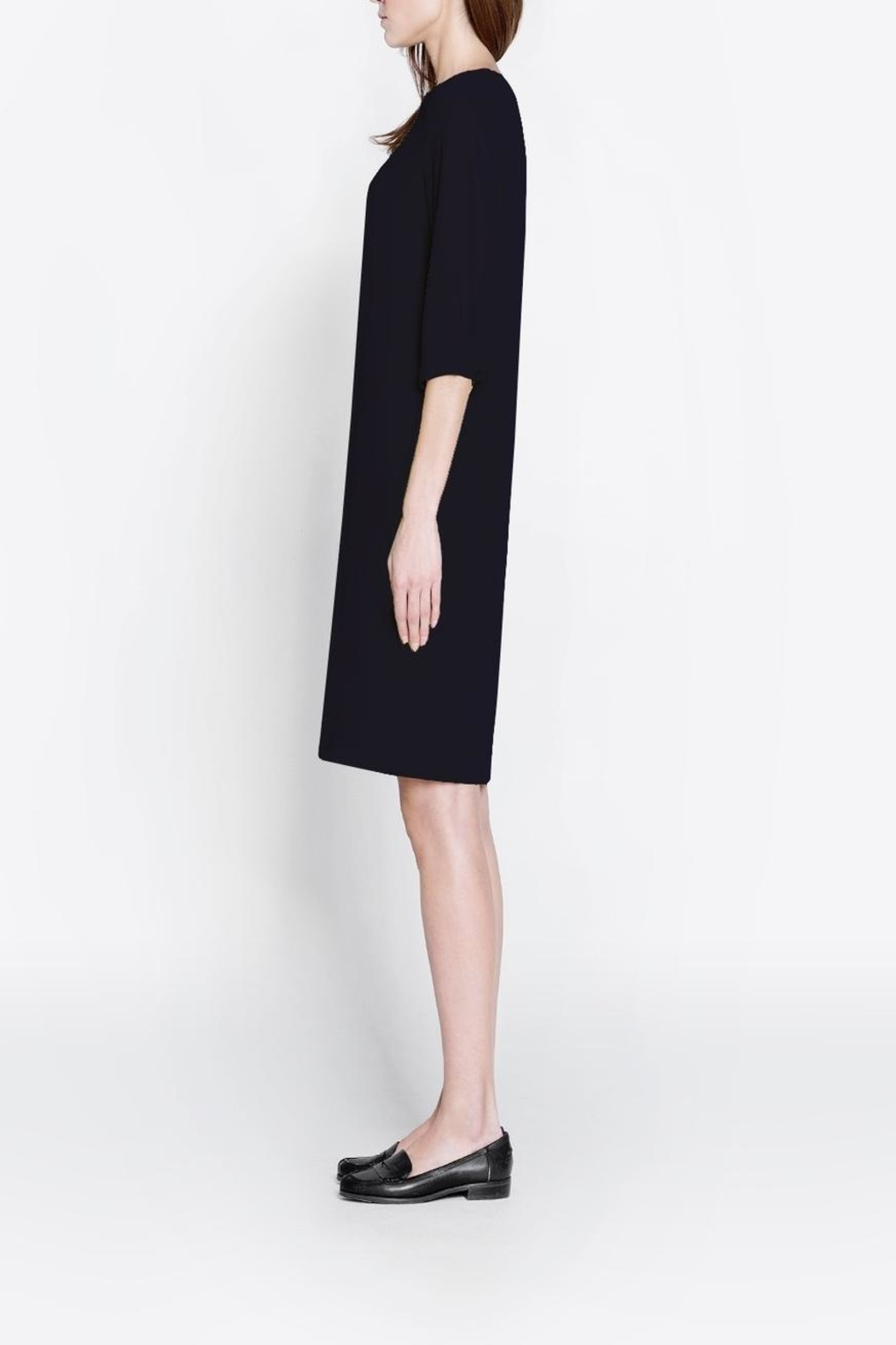 CYRILLE GASSILINE A Line Dress - Front Full Image