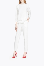 CYRILLE GASSILINE A Line Top - Side cropped