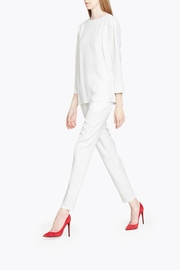 CYRILLE GASSILINE A Line Top - Front full body