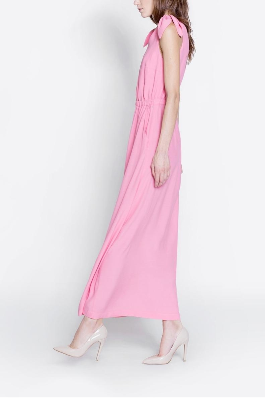 CYRILLE GASSILINE Belmophen Maxi Dress - Main Image