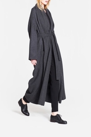 CYRILLE GASSILINE Belted Coat - Front cropped