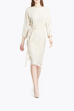 CYRILLE GASSILINE Belted Midi Dress - Product List Image