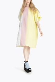 CYRILLE GASSILINE Tri-Colored Dress - Product Mini Image