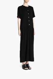 CYRILLE GASSILINE Drawstring Shirt Dress - Product Mini Image