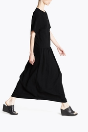 CYRILLE GASSILINE Drawstring Shirt Dress - Front cropped