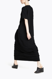 CYRILLE GASSILINE Drawstring Shirt Dress - Front full body