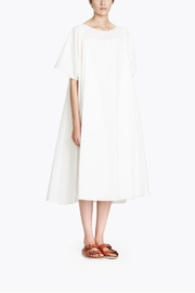 CYRILLE GASSILINE Guava Tent Dress - Back cropped