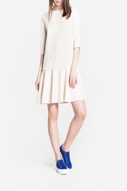 CYRILLE GASSILINE Julie Drop Waist Dress - Front cropped