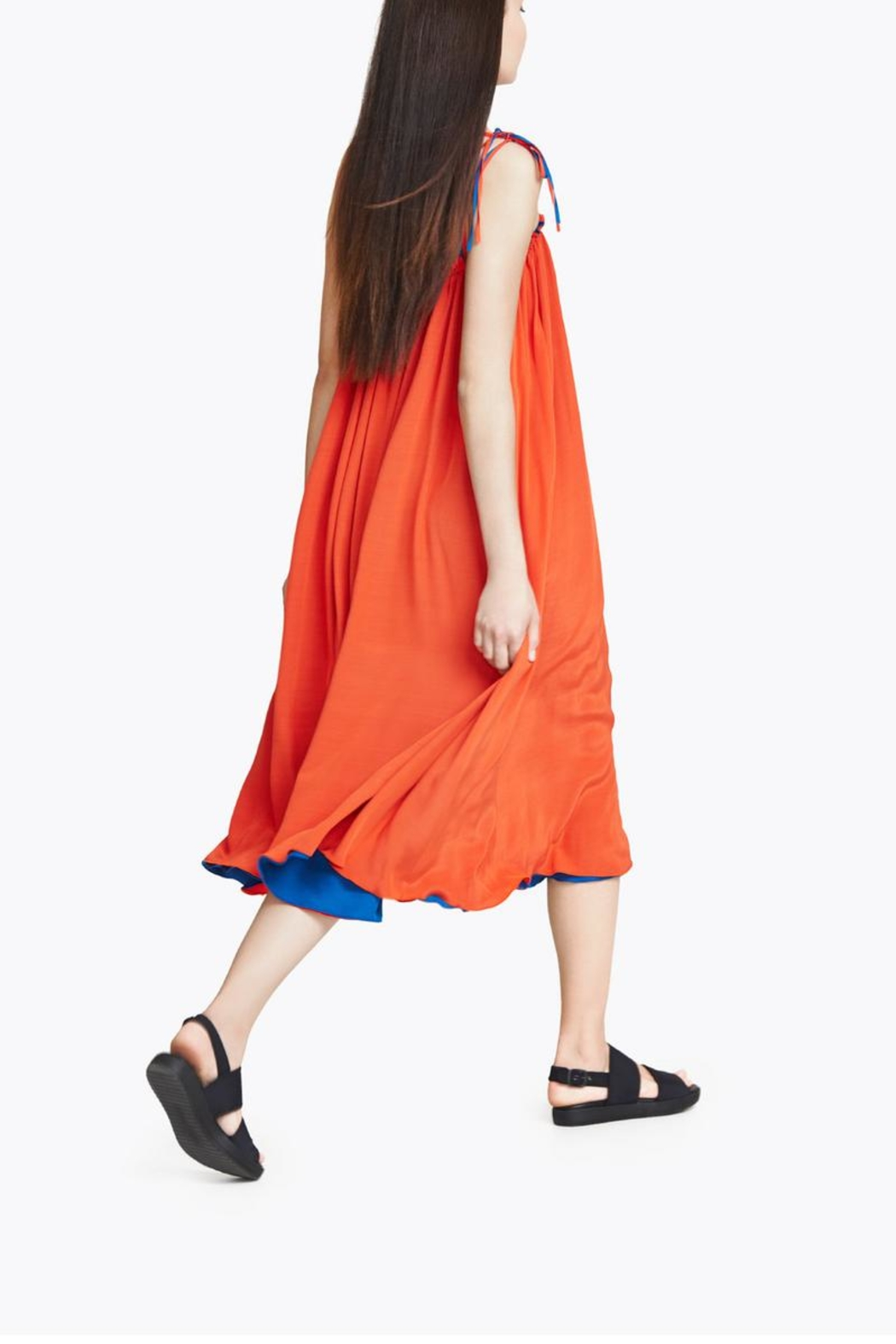 CYRILLE GASSILINE Shara Reversible Dress - Front Full Image
