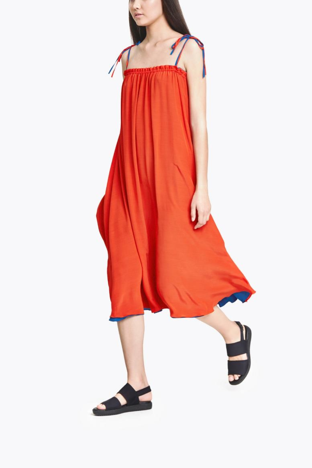 CYRILLE GASSILINE Shara Reversible Dress - Side Cropped Image