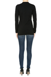 Cyrus Gold Trim Sweater - Side cropped