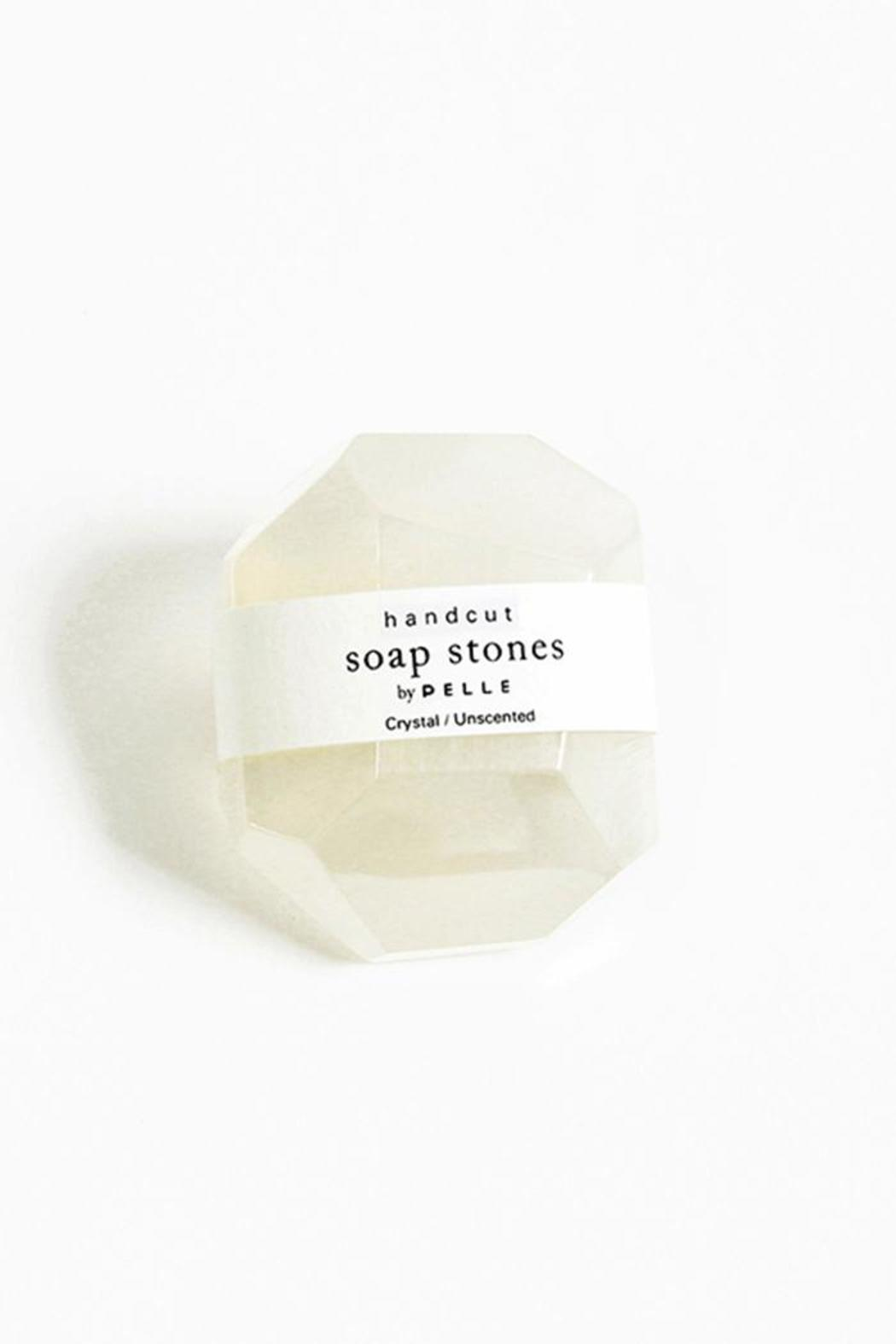 Pelle Soap Stone Crystal Unscented - Main Image