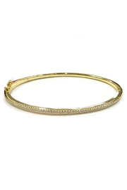 Lets Accessorize Cz Stone Bangle - Product Mini Image