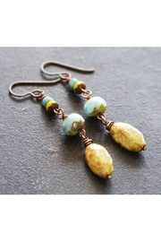 RELMoriginals Czech Glass Earrings - Product Mini Image