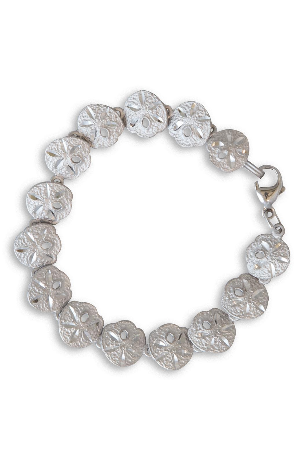 D Amico Sand Dollar Bracelet From Cape Cod By Oceana Of
