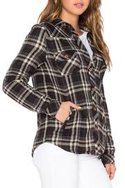 d.RA Fleece Lined Button-Up - Side cropped