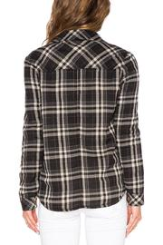 d.RA Fleece Lined Button-Up - Back cropped
