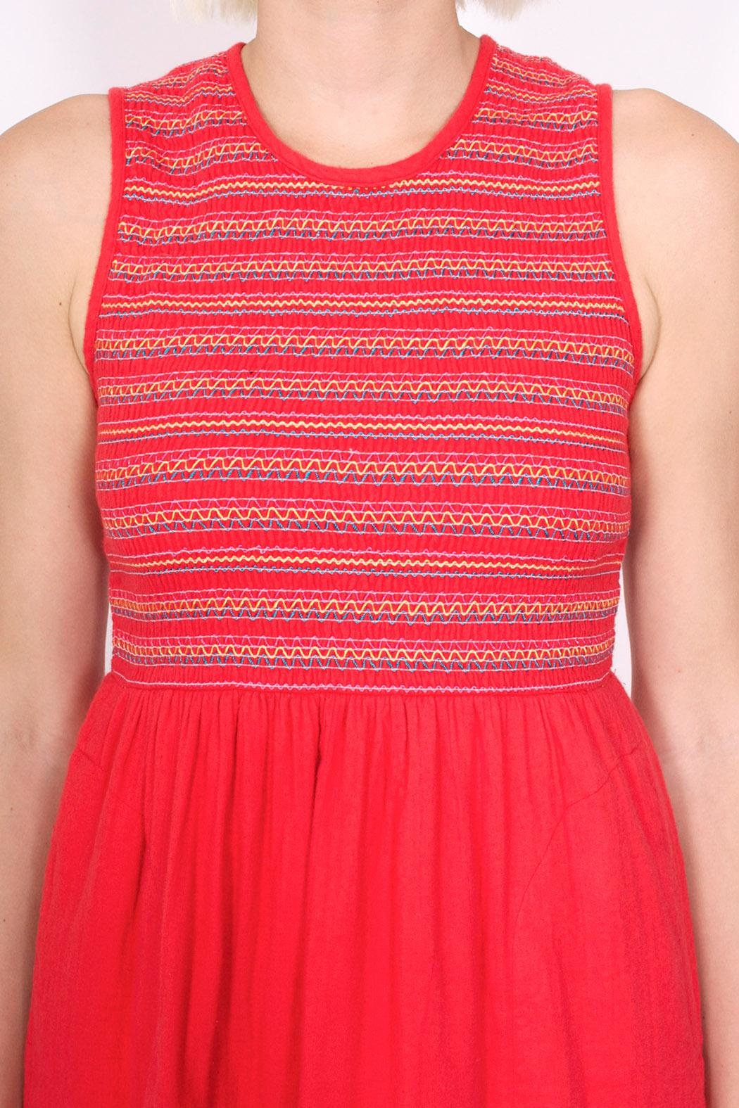d.RA Lily Dress - Back Cropped Image