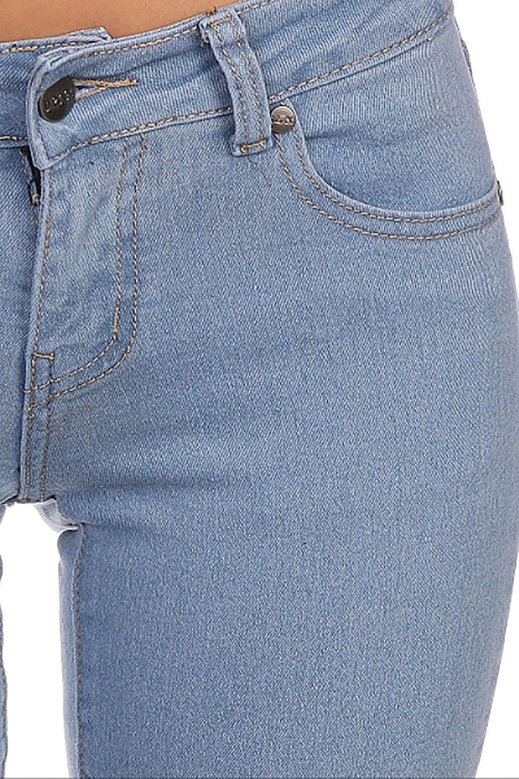 D-ROCK Rock Them Jeans - Back Cropped Image