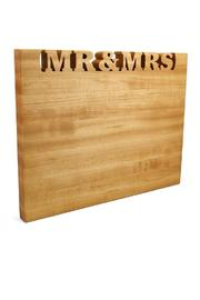 Shoptiques Product: Mr & Mrs Board