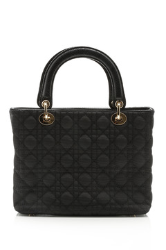 Shoptiques Product: Quilted Microfiber Bag