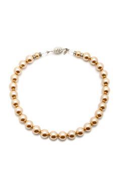 IRRERA Golden Pearl Necklace - Product List Image