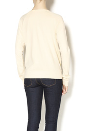 Chaser Brooklyn Baroque Raglan - Back cropped