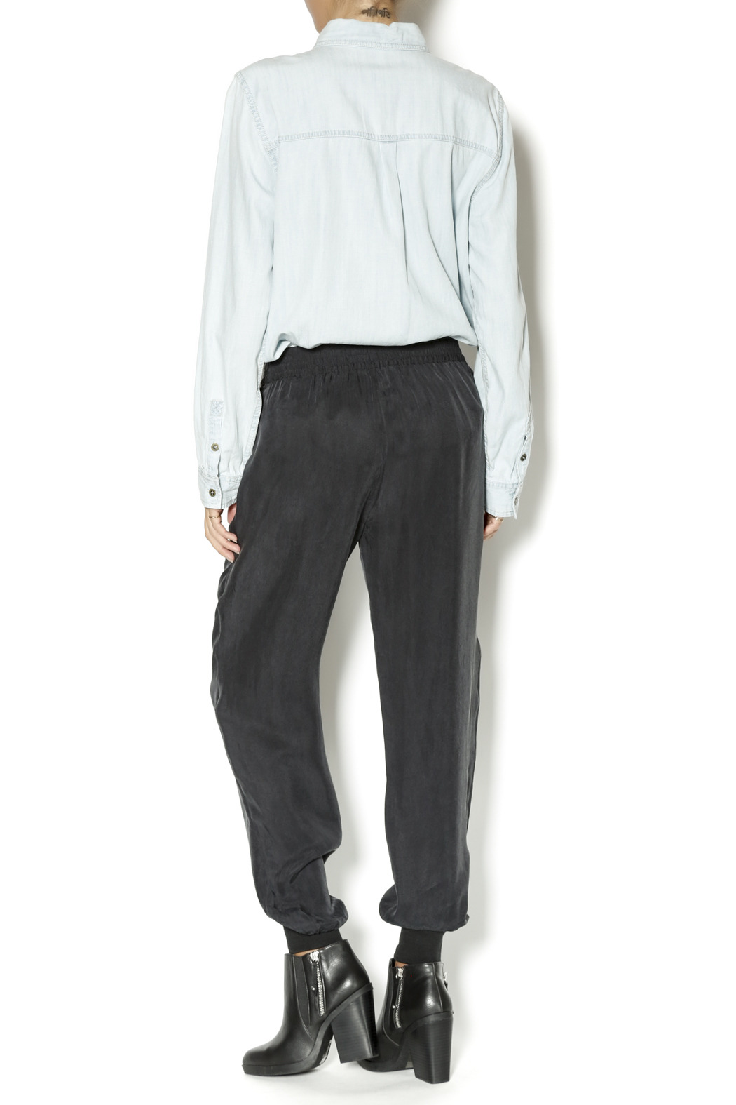 Joie Mariner Pant - Side Cropped Image