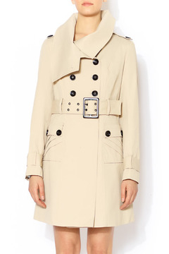 Shoptiques Product: Nude Trench Coat