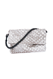 Shoptiques Product: Metallic Rectangle Bag