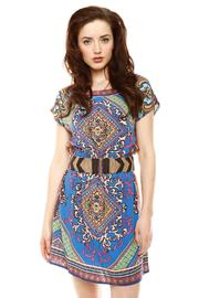 Shoptiques Product: Border Print Dress