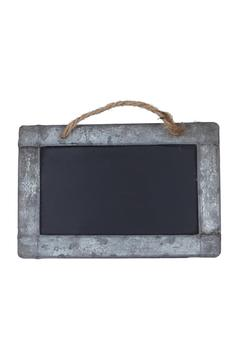 Shoptiques Product: Tin Chalkboard - 5x7