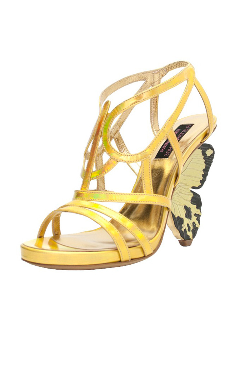 Alberto Guardiani Flutterby Sandal - Front Cropped Image