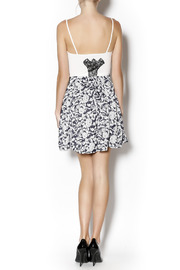 Angie Floral Swing Skirt - Side cropped