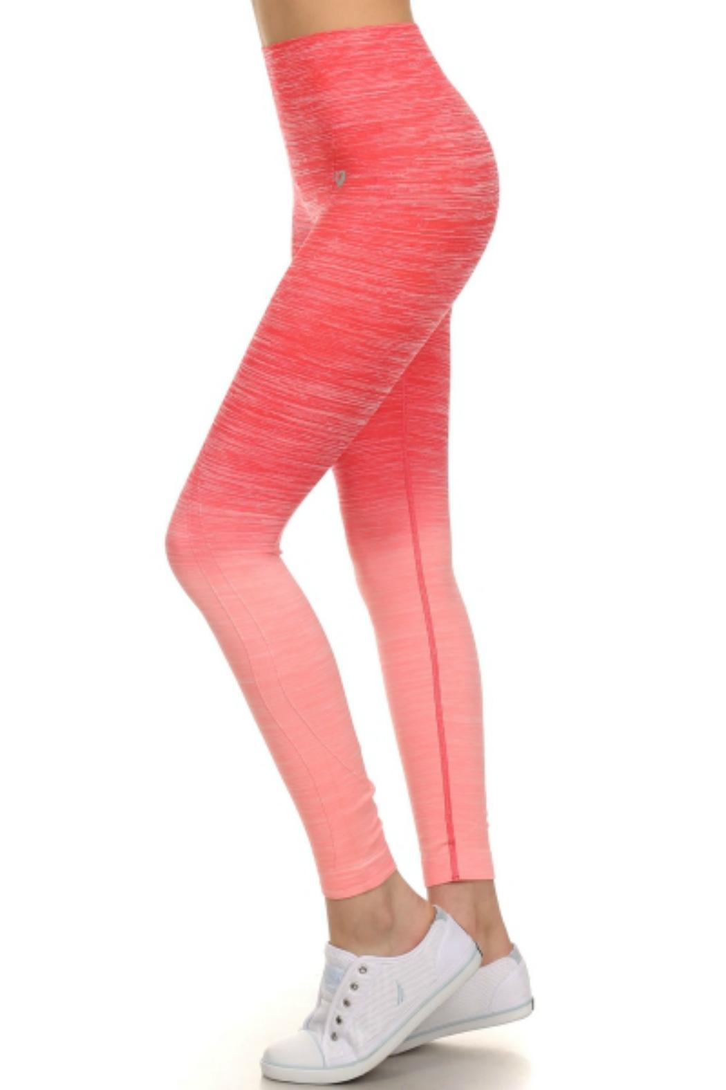 0814563e228af Pretty Little Things Ombre Workout Leggings from New Hampshire ...