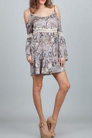 Ark & Co. Open Shoulder Dress - Product Mini Image