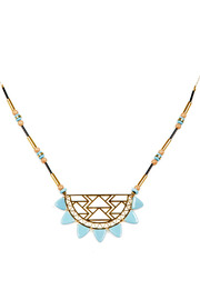 Shoptiques Product: Urban Beaded Necklace