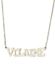 felicie aussi Vilaine Necklace - Product Mini Image