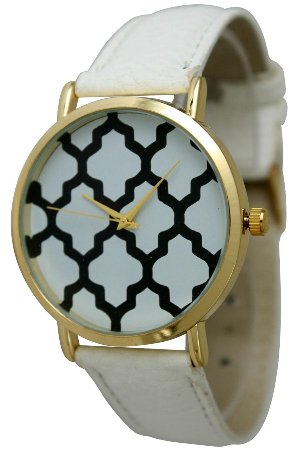Olivia Pratt Tapestry Watch - Main Image
