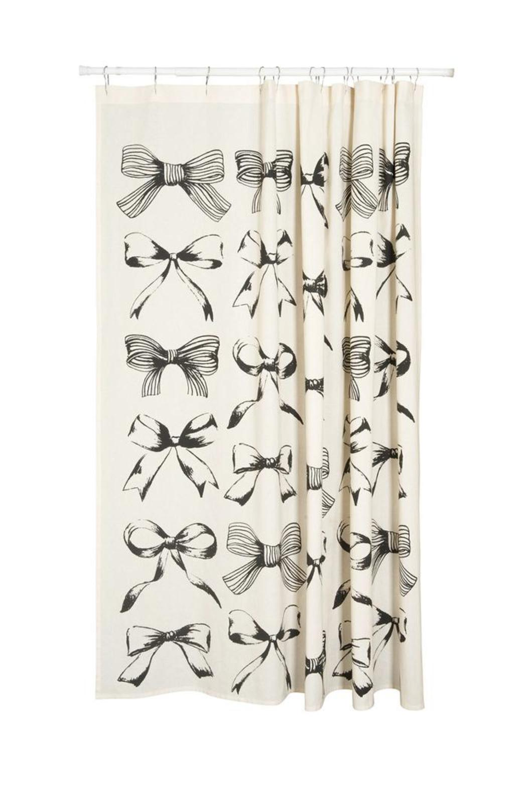 Danica Studio Bow Shower Curtain